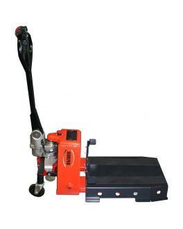 El.-Batteriewechselwagen SEMIBATT Hybrid